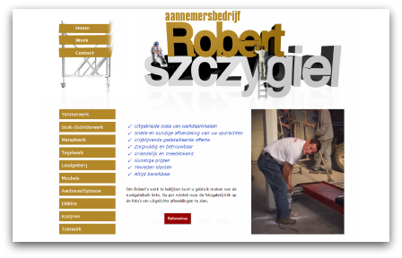 robert klusjesman website