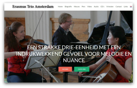 erasmus trio website