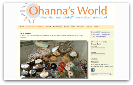 ohannas world website