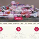 Juuls Jewelry website & webshop